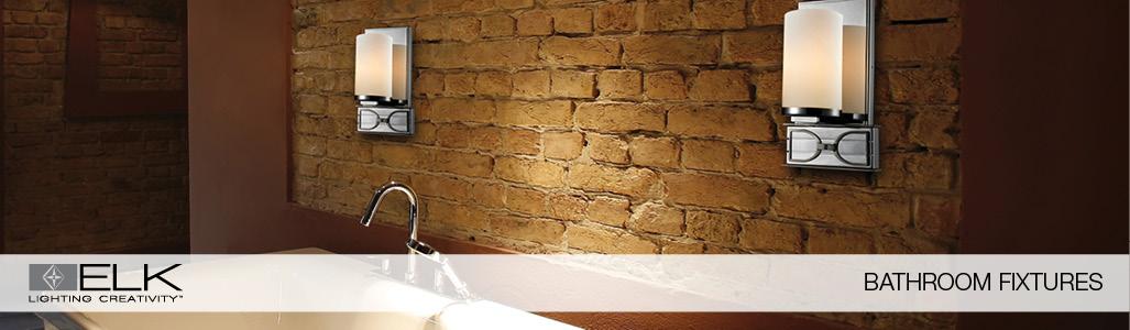 Bathroom Fixtures - Lighting Fixtures | Fan and Lighting World of ...