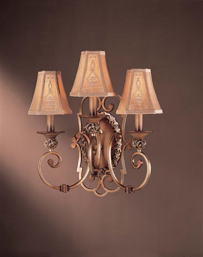 3 light wall sconce 1573 477 fan and lighting world of boynton beach 3 light wall sconce mozeypictures Images