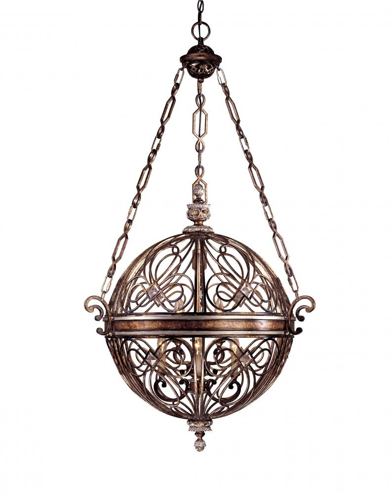 6 light ball pendant 1744 206 fan and lighting world of 6 light ball pendant aloadofball Gallery