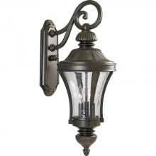 Progress P5837-77 - 3-Lt. wall lantern