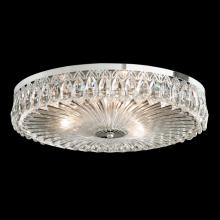 Schonbek FL7069N-211H - Fontana Luce 3 Light 110V Close to Ceiling in Aurelia with Clear Heritage Crystal