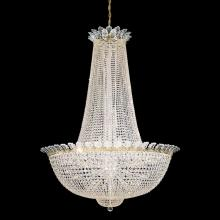 Schonbek 3724-26S - Roman Empire 58 Light 110V Chandelier in French Gold with Clear Crystals From Swarovski