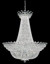 Schonbek 5875A - Trilliane 76 Light 110V Chandelier in Silver with Clear Spectra Crystal