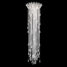 Schonbek TR1803N-401A - Trilliane Strands 5 Light 110V Close to Ceiling in Stainless Steel with Clear Spectra Crystal