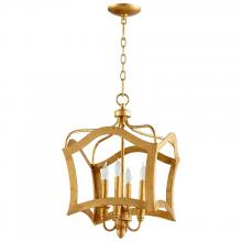Cyan Designs 06583 - Milan Four Light Pendant