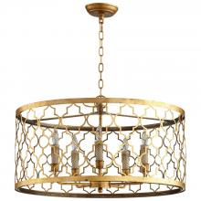 Cyan Designs 06624 - Romeo Five Light Pendant