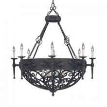 Designers Fountain 9189-NI - Alhambra 14 Light Chandelier