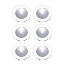 Elk Cornerstone A706DL/40 - Ursa Collection 6 Light Disc Light Kit In White