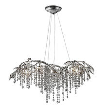 Golden 9903-6 MSI - 6 Light Chandelier