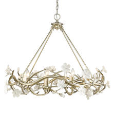 Golden 9942-8 SL - 8 Light Chandelier