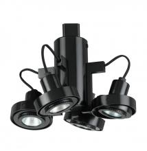 CAL Lighting HT-964/MR-16-PS - 12V, MR-16, 4 LIGHTS, 50W MAX EA TR