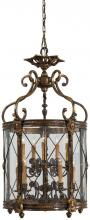 Minka Metropolitan n9203 - Clear Glass Foyer Hall Pendant