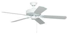 "Ellington Fan WOD52WW5P - Cove Harbor 52"" Ceiling Fan with Blades in White"