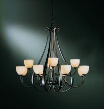 Hubbardton Forge 192148-SKT-07-GG0001 - Sweeping Taper 12 Arm Chandelier