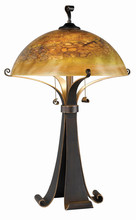 Kenroy Home 20085CHC - Santa Fe Table Lamp