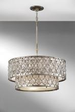 Feiss F2707/6BUS - 6- Light Chandelier