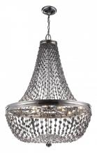 Feiss F2915/9PN - 9 - Light Malia Chandelier