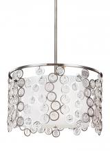 Feiss F3113/3PN - 3 - Light Pendant