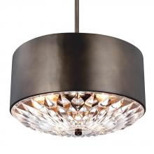 Feiss F3033/4DAGB - 4 - Light Pendant