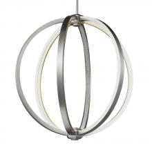 "Feiss P1392SN - 20"" LED Globe Pendant"