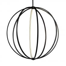 "Feiss P1412ORB - 48"" LED Globe Pendant"