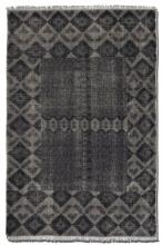 Uttermost 70005-6 - Aegean 6 X 9 Rug - Aged Charcoal