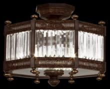 Fine Art Lamps 584640 - Semi-Flush Mount
