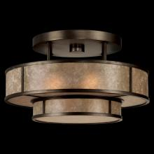 Fine Art Lamps 600940 - Semi-Flush Mount